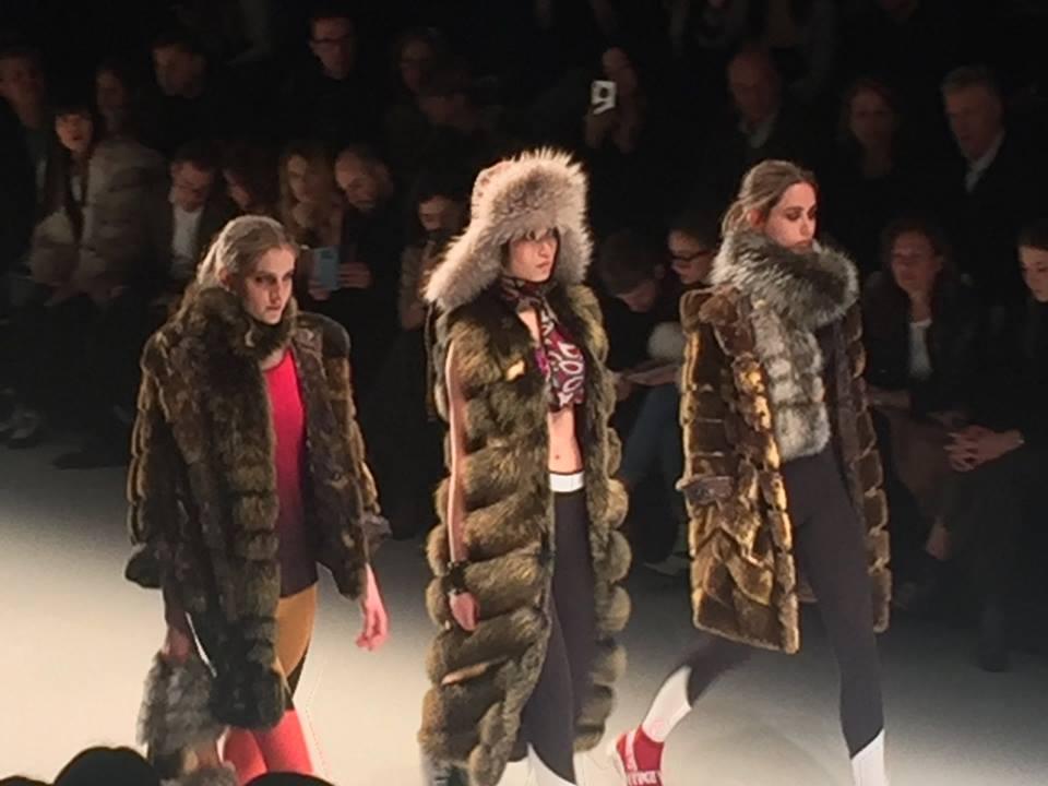 Donna Fur Milano pellicceria