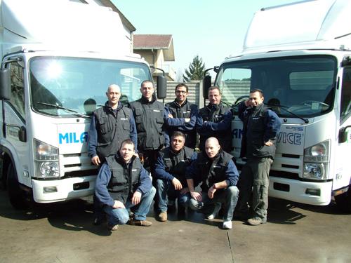 MILANO SERVICE 07