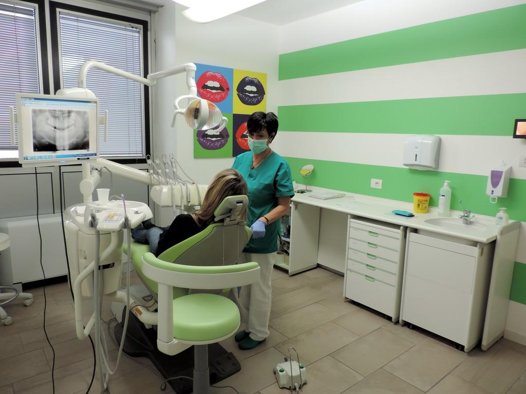 Centro Medico Specialistico UNISALUS Centro prelievi Milano