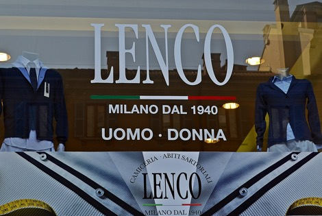 LENCO CAMICERIA SINCE 1940 010