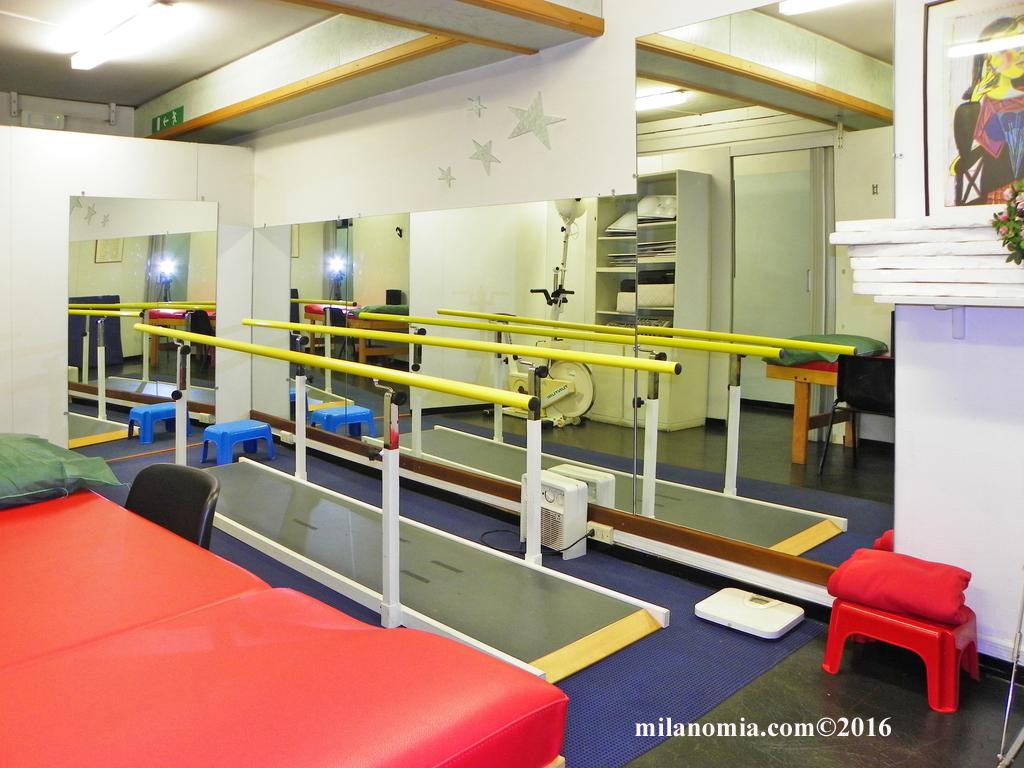 CENTRO MEDICO FISIOTERAPICO AMBROSIANA 001