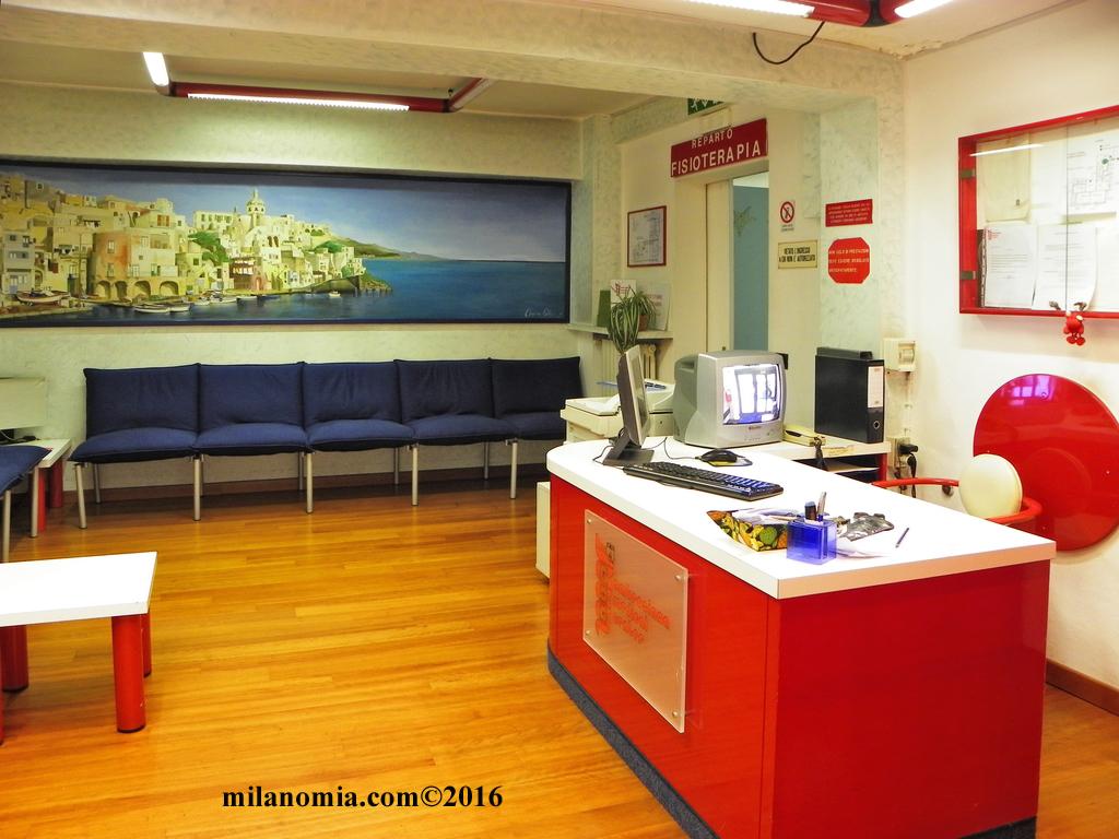 CENTRO MEDICO FISIOTERAPICO AMBROSIANA 002