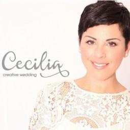 CECILIA CREATIVE WEDDING logo