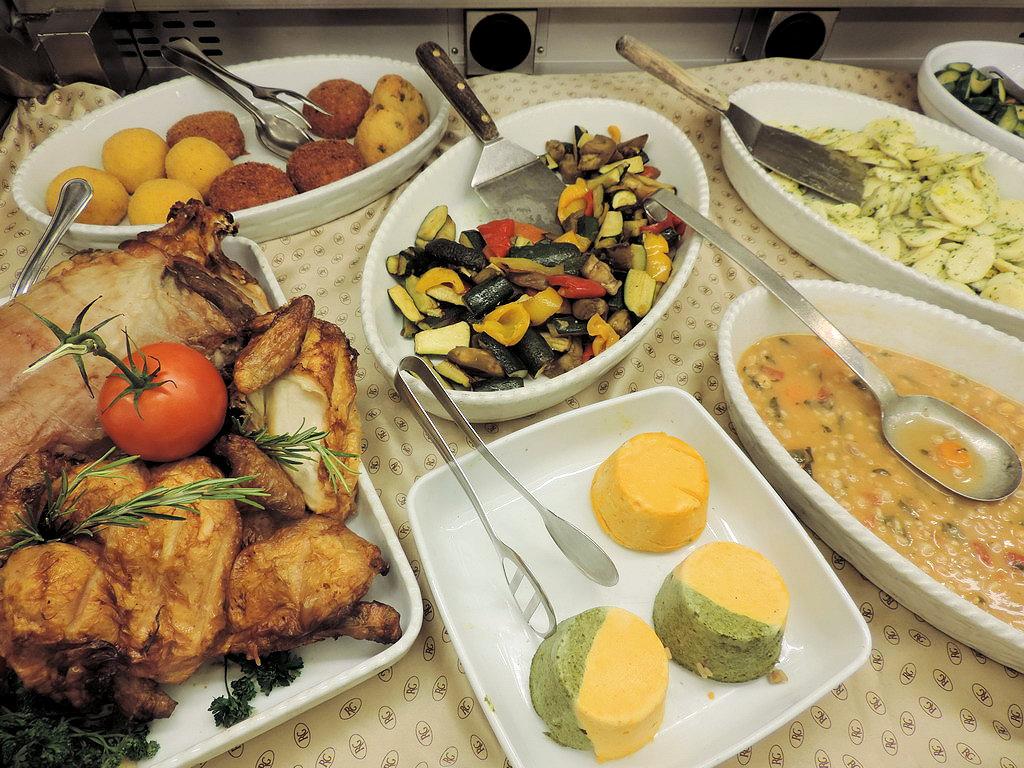 Rossi & Grassi Gastronomia Salumeria Take Away Milano