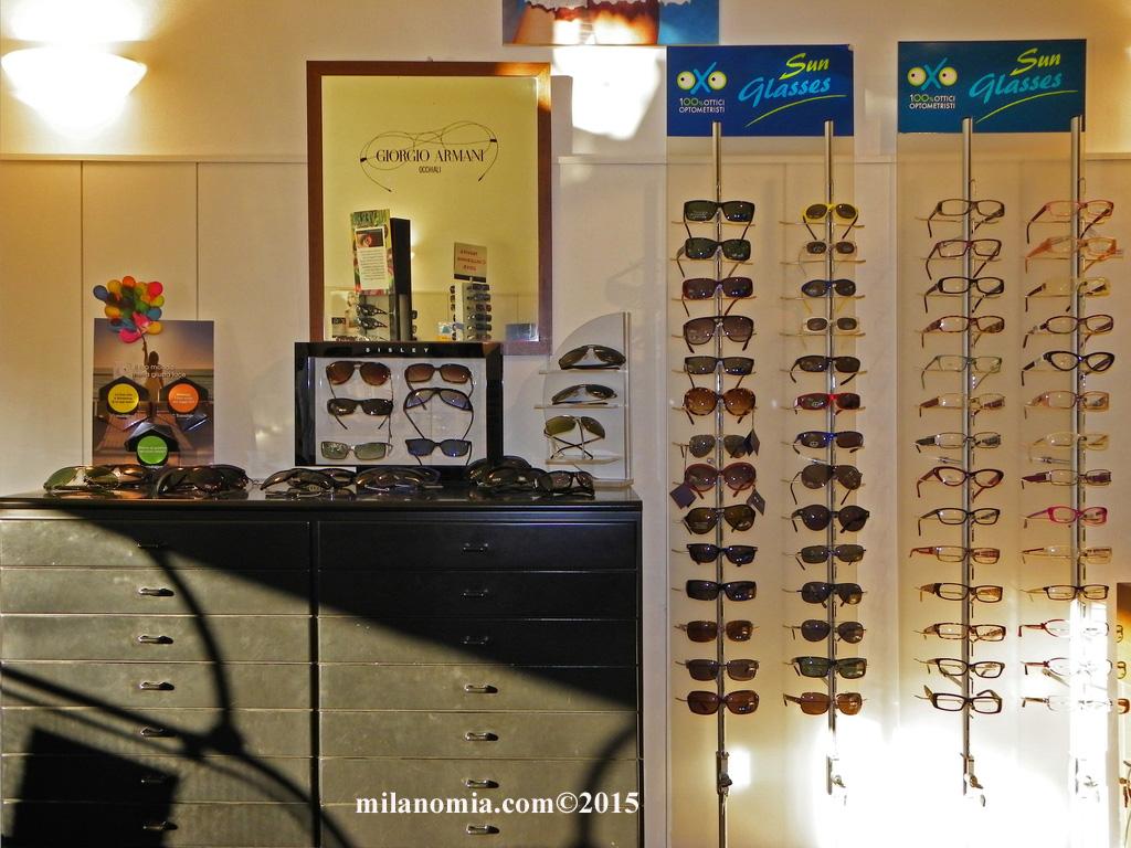 CORTI OTTICA BOUTIQUE Occhiali Contattologia Esami in sede Cinisello Balsamo