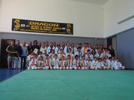 Dragon Ju Jitsu Dojo palestra arti marziali