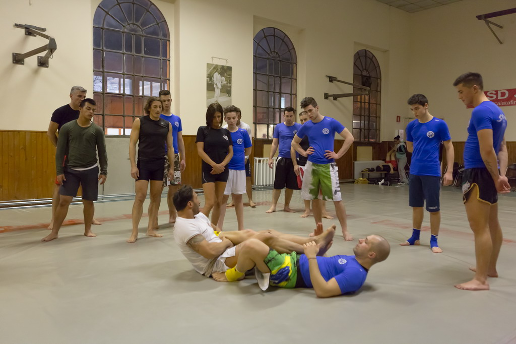 Judo Club Legnano arti marziali