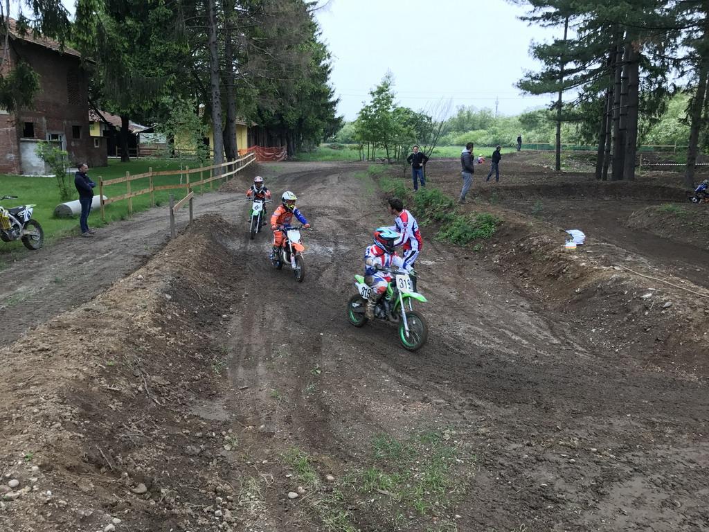 Team 21 Asd scuola minicross enduro rally