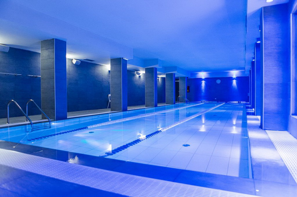 Life Village Gallarate Varese palestra fitness yoga piscina sauna spa