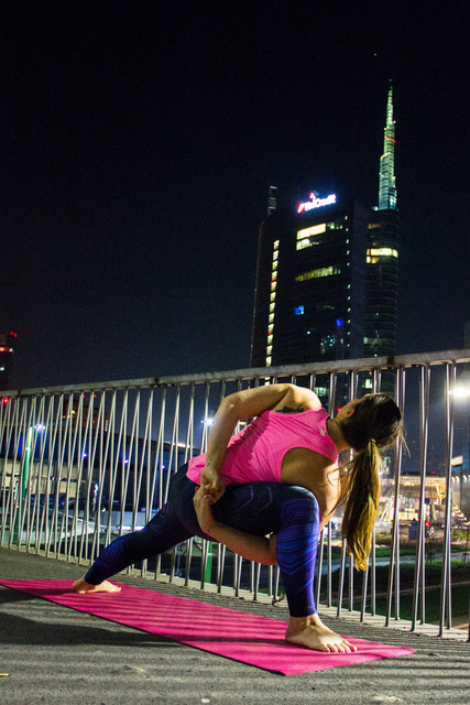 Unconventional Yoga corsi di yoga per tutti, danzatori e bambini