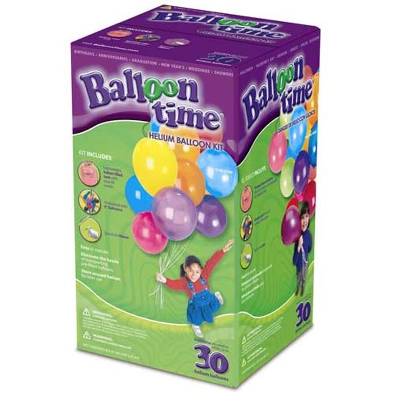 Bombole gas usa e getta Milano Balloon Planet