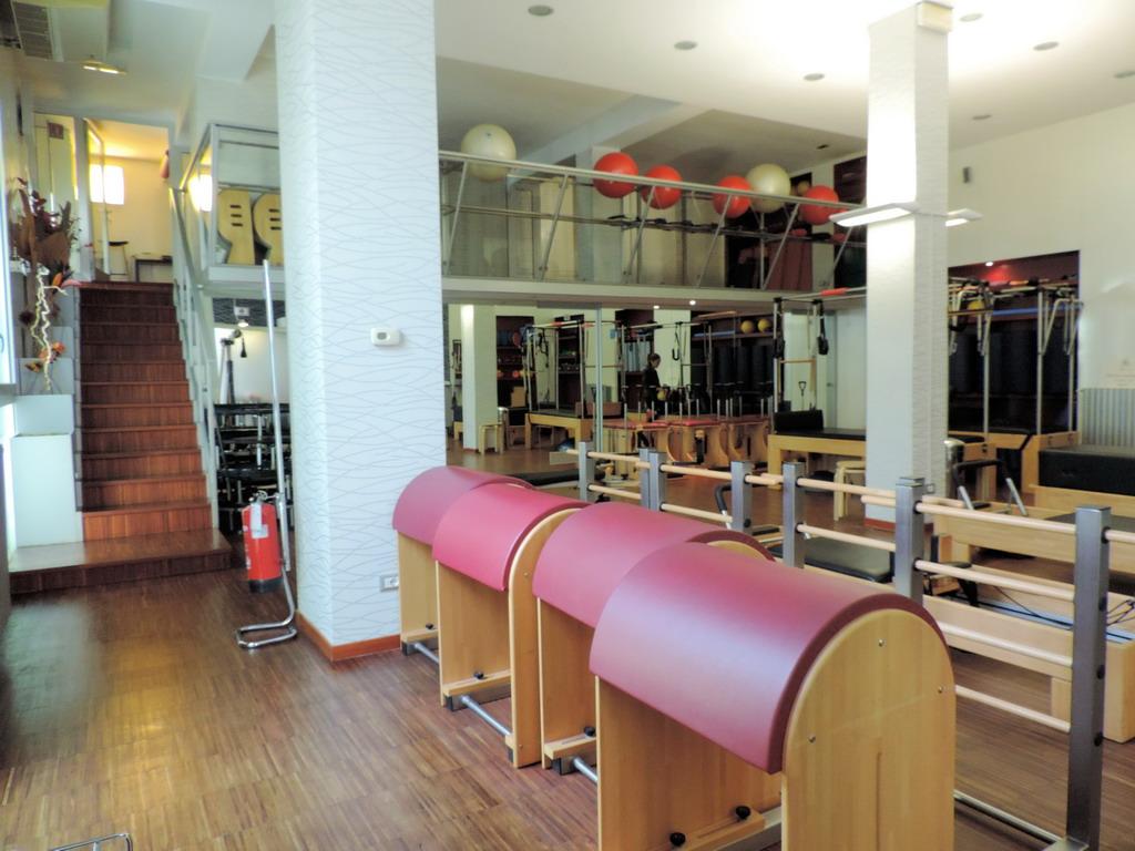 Centro Enforme Milano Palestra Pilates Gyrotonic Cardiolates Shiatsu Massaggi
