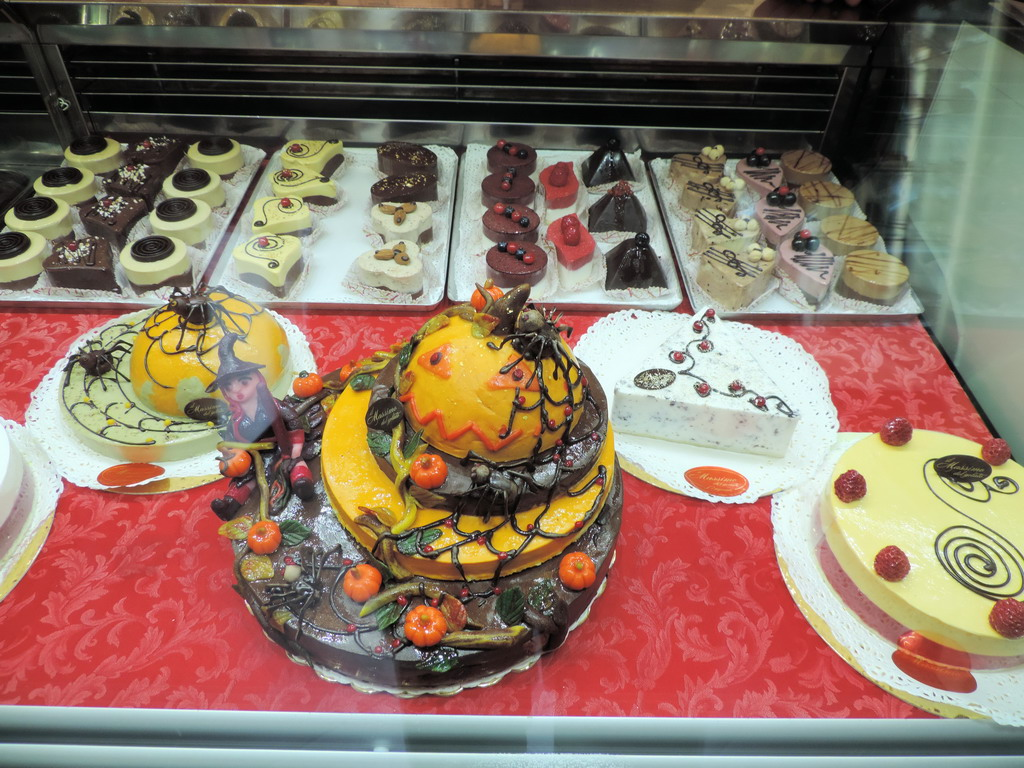 Il Massimo del Gelato Milano Gelateria Torte Cioccolatini pasticcini