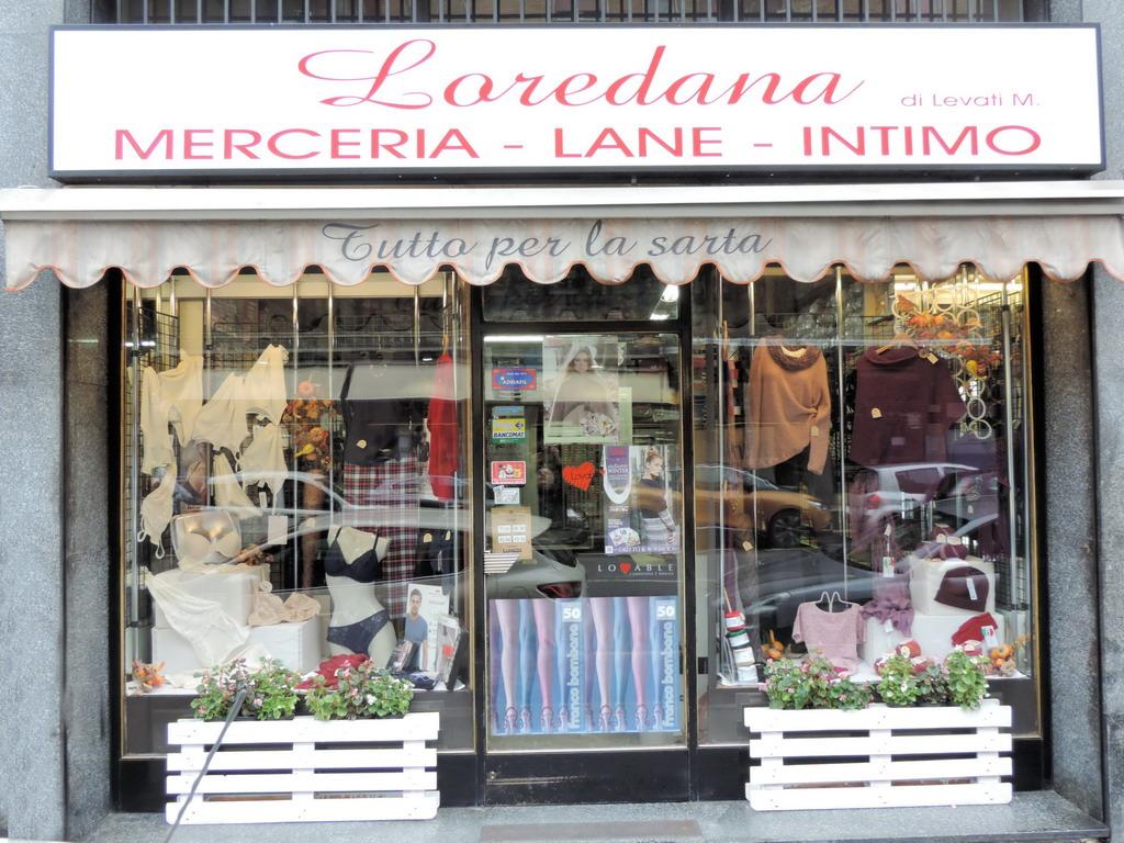 Loredana Merceria Lane Intimo Milano