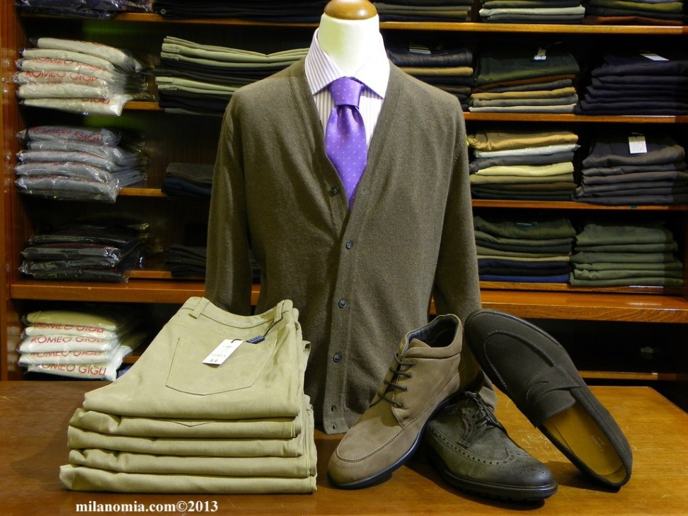 Raphael Milano linea sposo abbigliamento uomo