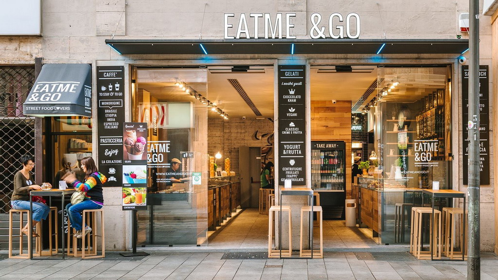 Eatme & Go Street food lovers