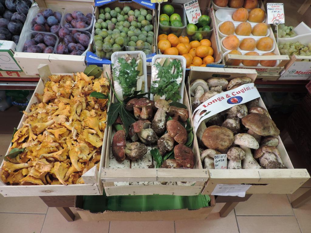 Frutteto Moscova Milano frutta verdura primizie