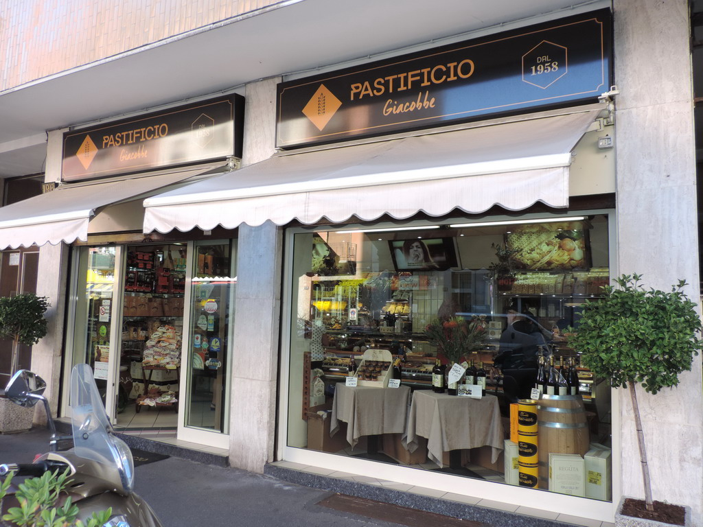 Pastificio Giacobbe gastronomia Milano