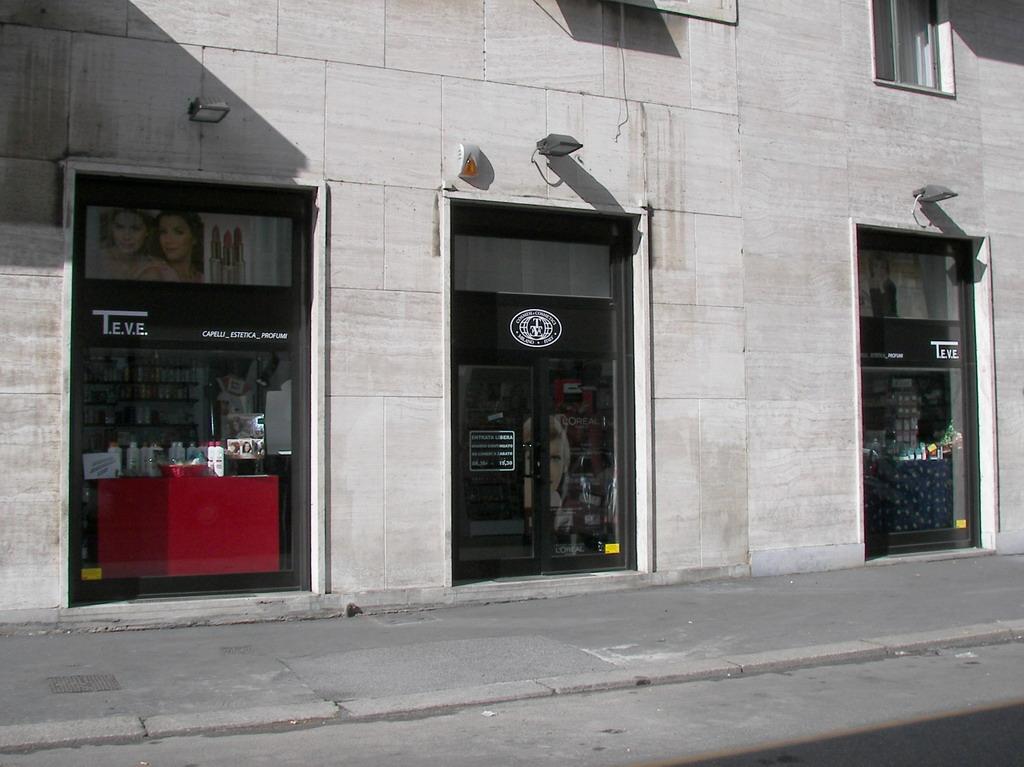 Teve Srl Articoli Parrucchieri Estetiste Milano