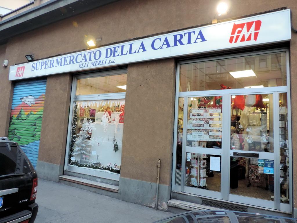 Casa Della Carta Padova il supermercato della carta milano milanomia