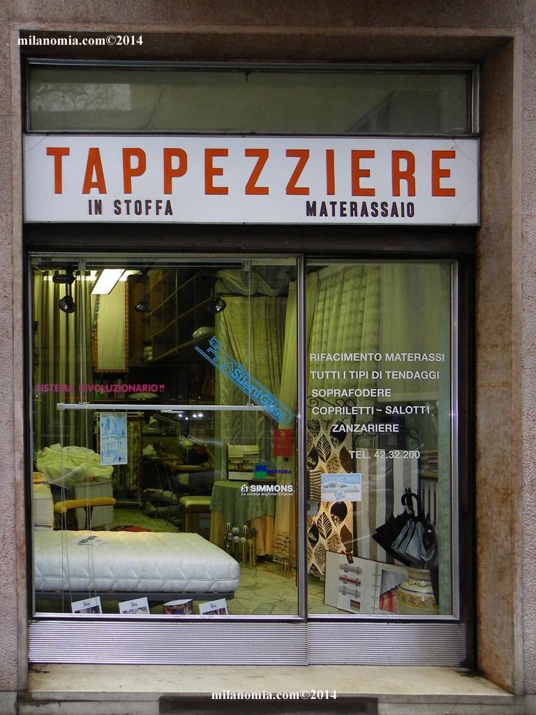 Tende E Tendaggi Milano tessuti per tende - rifacimento poltrone e divani - solari