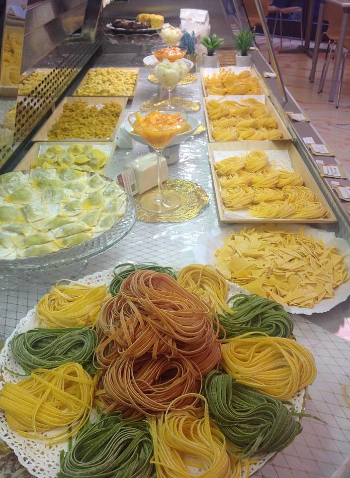 Emiliana Tortellini laboratorio gastronomico artigianale Milano