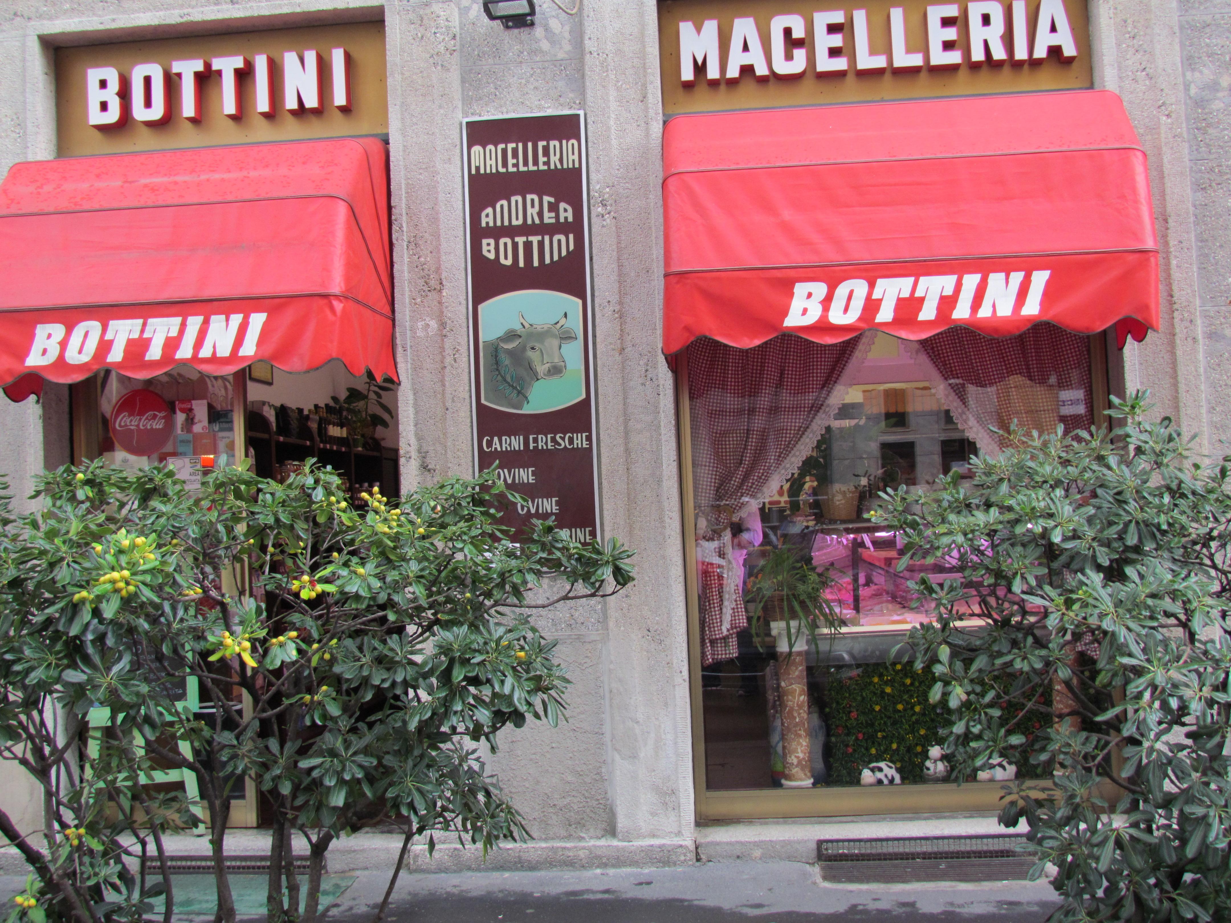 Macelleria Bottini logo