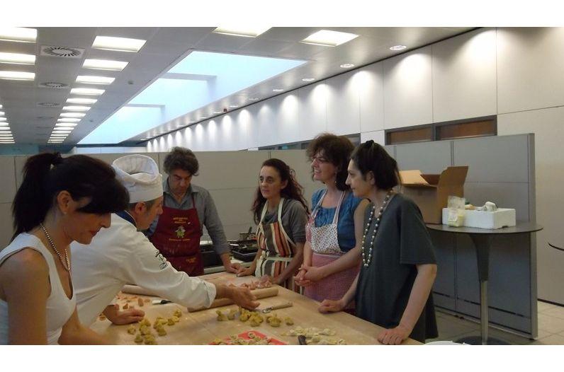 PROFESSIONAL COOKING ACADEMY IL SALOTTO DEL GUSTO 02
