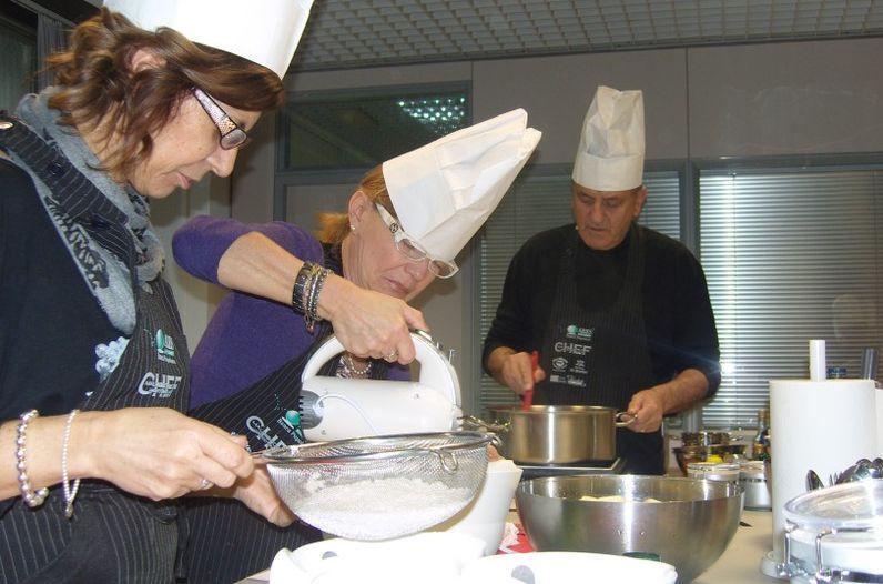 PROFESSIONAL COOKING ACADEMY IL SALOTTO DEL GUSTO 08