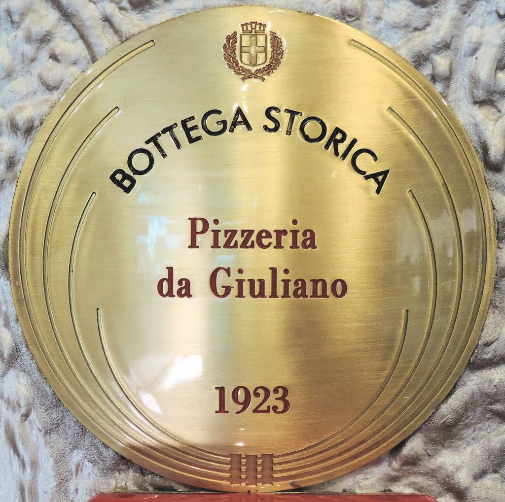 Pizzeria da Giuliano pizza da asporto pizza al trancio Milano